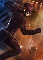 The Flash by TheElectrifyingOneHD