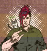 Stutter and Klayton by driveA