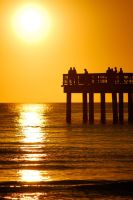 Fort Myers Sunset by MSVipers