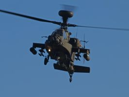 Apache Longbow by davepphotographer