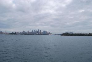 Sydney Harbour by Ackriff