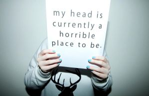 my head. by cupcake-photographie