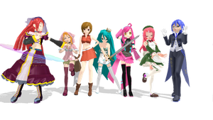 Fifth Pose Data Pack +Download by KoboshiUematsu