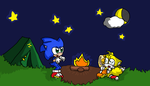 RQ:scary sonic by monkeycrazyness