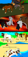 Battles of the Heart Page 1 by TheDemonAngelWolf