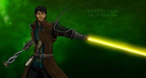 Trevelyan, the Inquisitor by ptilou76