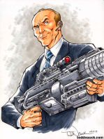 Agent Coulson by ToddNauck
