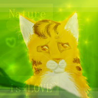 Nature is love~|Gift (reqest) for TigerstripeCat by VashGalk