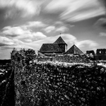 Castle of Sumeg by haifischfutter