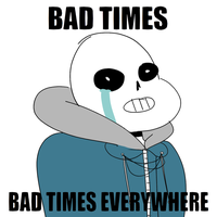 Undertale | BAD TIMES EVERYWHERE by AquasProductions