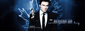 Ian Somerhalder Our King by N0xentra