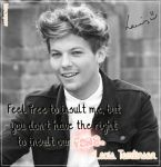 +Louis tomlinson quote 7+ by saritacrazy