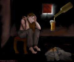Torment of Addiction by TigrisTheLynx