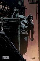 sean gordon batman colors by ivanplascencia