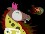 Level up: Summon Fire Sprite by DreamDrifter91
