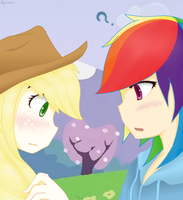 What Appledash? by Kyriena