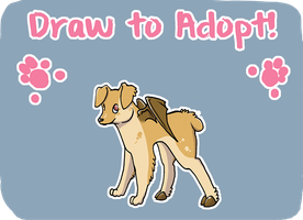 Pega-pups Draw-To-Adopt! Winner announced! by Jupiter-Pop