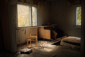Abandoned and almost forgotten, part II of VI by wchild