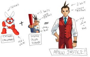 APOLLO JUSTICE by bunkun