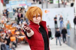 Aquarion Evol: Come With Me by GianMarqu