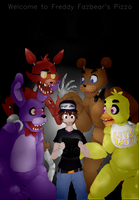 Five Nights at Freddy's by LadyDestinyWeb