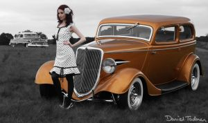 Hot Rod Photoshoot by Dans-Design