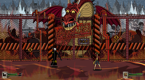 Punk Hazard Stage Screenshot by Z-studios