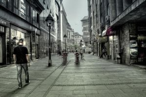 This is Belgrade XIV by Michela-Riva