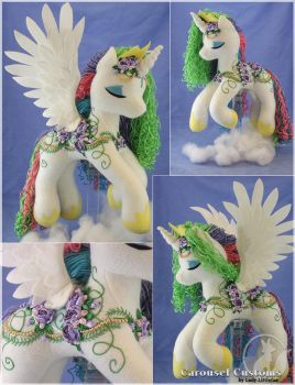 Rainbows - Jeweltone Celestia by LadyLittlefox