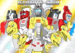 ID CONTEST entry - 1st place by Dinobots-Club