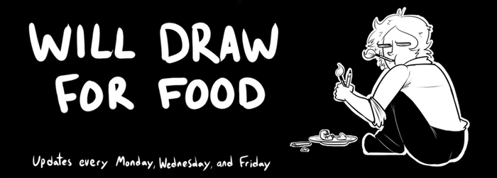 Will Draw for Food by WillDrawforFoodComic