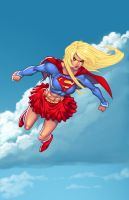 super girl 2 by redeve