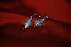 April Showers Earrings by nazzara