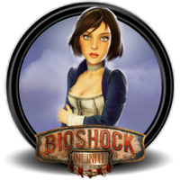 BioShock Infinite - Icon by DaRhymes
