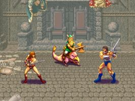 Golden Axe HD by zironeto