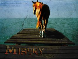Misery by T-iger
