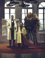 THE KEY by WallflipJack
