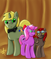 Secret's Family Portrait by I-TwistedFury-I