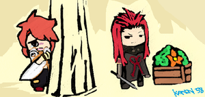 Happy BirthdaY Asch and Luke by Kanon58