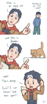 Jason's Narrative Guide to Damian by OtterTheAuthor