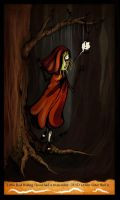 The sister of red riding hood by jeroenart
