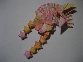 sweet hair clip by oasiaris