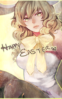 Happy Easter by siiju