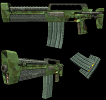 SAR-12 Assault Rifle by Storm-X