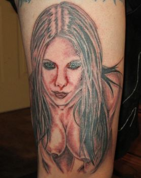 Avril by My-Insidious-Demise