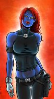 Mystique by TPollockJR