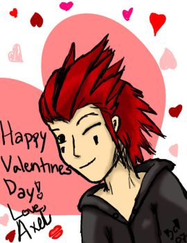 Happy Valentines-Axel by phangirl