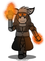 Colt Steele, the Pyrokineticist by LordDominic