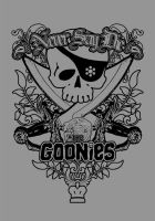 Goonies Never Say Die by clauderains1979