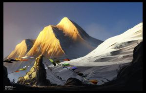 Prayer_Flags by David-Holland